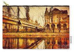 Oradea Chris River Carry-all Pouch