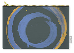 Orange And Blue1 Carry-all Pouch