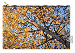 Orange Autumn Tree. Carry-all Pouch