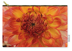 Orange Bright Carry-all Pouch