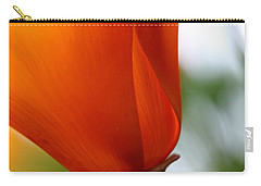 Orange California Poppy . 7d14789 Carry-all Pouch