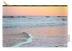 Orange Crush Sunset Carry-all Pouch by Shelia Kempf