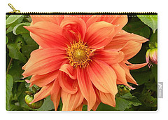 Orange Delight Carry-all Pouch