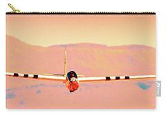 Orange Dream Sailplane Carry-all Pouch