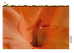 Orange Glad Carry-all Pouch