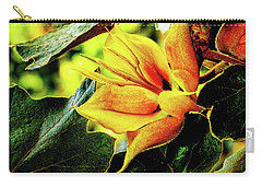 Orange Glory Carry-all Pouch