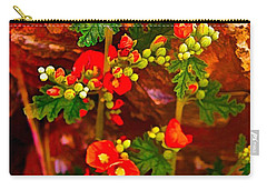 Orange Is Spectaculor Carry-all Pouch
