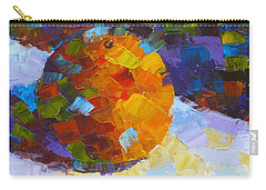 Orange Mosaic #3 Carry-all Pouch
