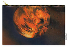Orange One Carry-all Pouch