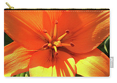 Orange Pop Carry-all Pouch
