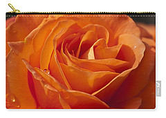 Orange Rose 2 Carry-all Pouch