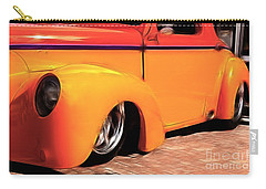 Orange Rush - 1941 Willy's Coupe Carry-all Pouch