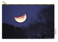 Orange Slice Moon 2018 Carry-all Pouch