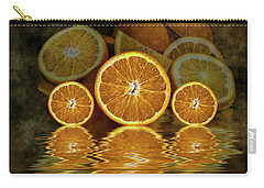 Orange Slices Carry-all Pouch