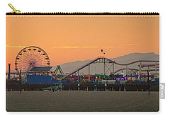 Orange Sunset - Panorama Carry-all Pouch
