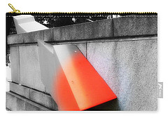 Orange Tipped Arrow Carry-all Pouch