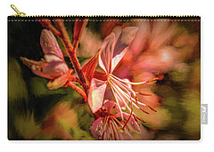 Carry-all Pouch featuring the photograph Orange Tones #g4 by Leif Sohlman