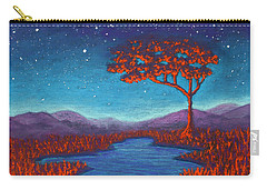 Orange Tree 01 Carry-all Pouch