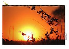 Orange Wonder Carry-all Pouch