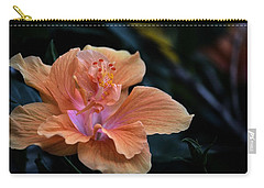 Orangecicle Carry-all Pouch by Robert McCubbin