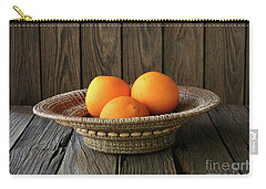 Still Life With Oranges Carry-all Pouch