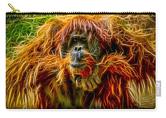 Orangutan Inspiration Carry-all Pouch