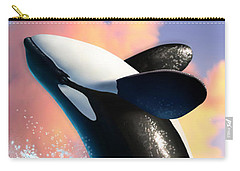 Orca 1 Carry-all Pouch by Jerry LoFaro