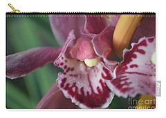 Orchid Charm Carry-all Pouch