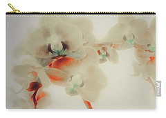 Orchid Collection  ' A Touch Of Color' Carry-all Pouch