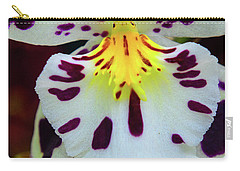 Orchid Cross Carry-all Pouch