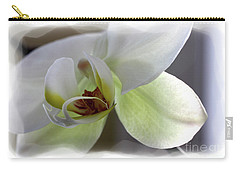 Orchid For Valentines Day Carry-all Pouch