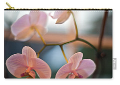 Orchid Menage Carry-all Pouch