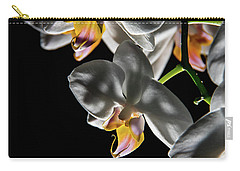 Orchid On Fire Carry-all Pouch