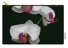 Orchid Sequence  Carry-all Pouch