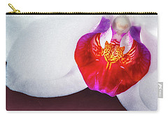Orchid Up Close Carry-all Pouch