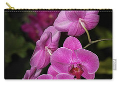 Orchids Alicia Carry-all Pouch by The Art of Alice Terrill