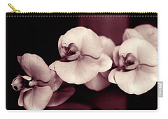 Carry-all Pouch featuring the photograph Orchids Hawaii by Mukta Gupta
