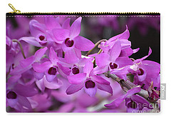 Orchids Paint Carry-all Pouch