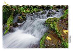 Oregon Cascade Carry-all Pouch by Jonathan Davison