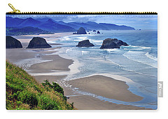 Oregon Coast Carry-all Pouch by Scott Mahon