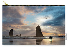 Oregon Coastine Carry-all Pouch