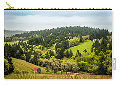 Oregon Wine Country Carry-all Pouch