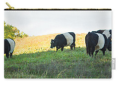 Carry-all Pouch featuring the photograph Oreos - Milk Included by Carol Lynn Coronios