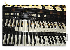 Hammond Organ Keys Carry-all Pouch