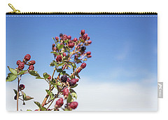 Organic Handpicked Home Orchard Raspberries,blackberries From Bu Carry-all Pouch by Jingjits Photography