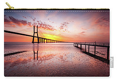 Origin Carry-all Pouch by Jorge Maia
