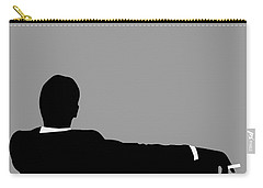 Original Mad Men Carry-all Pouch by Dan Sproul