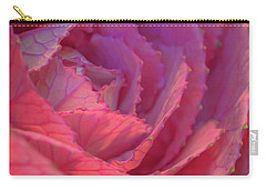 Ornamental Pink Carry-all Pouch by Roy McPeak