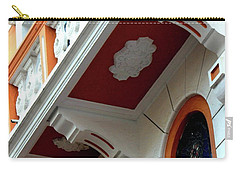 Ornate Balcony Carry-all Pouch by The Art of Alice Terrill