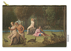 Orpheus Carry-all Pouch by Venetian School